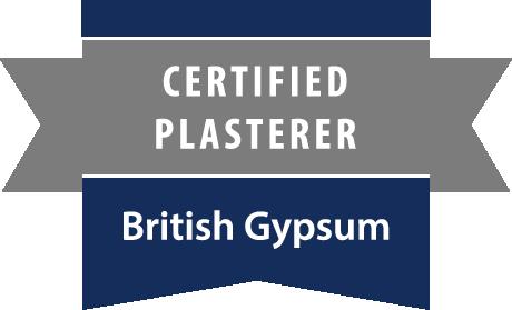 British Gypsum Approved Plasterer