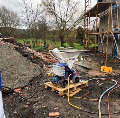 Jackson Plastering - Plasterer in Harrow, Ruilslip, Uxbridge and Watford -External Rendering Tools