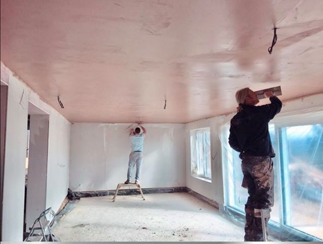 Jackson Plastering - Experienced plasterer Harefield, Ruislip and Watford