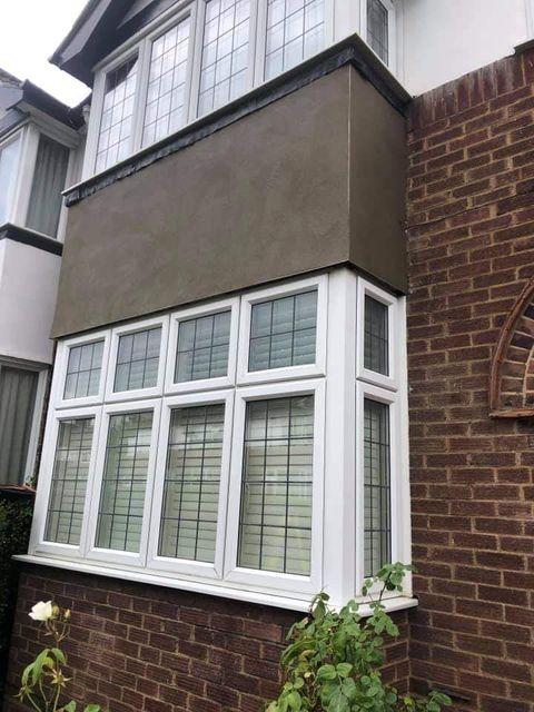 Jackson Plastering - Front home plastering Watford Harefield Ruislip